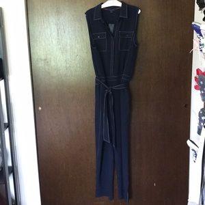 Tommy Hilfiger Pants - Tommy Hilfiger Navy  jumpsuit